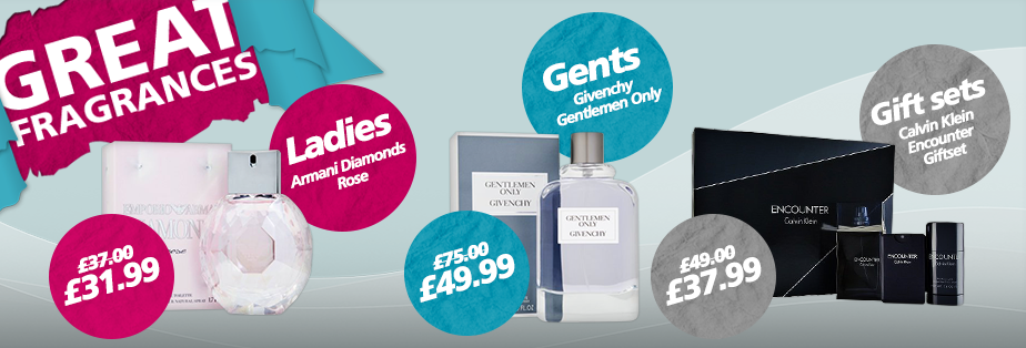 Save Money On Fragrances at Rowlands