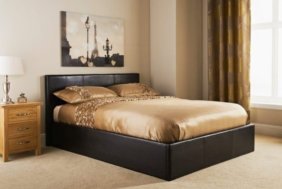 Milano Ottoman Double Bed