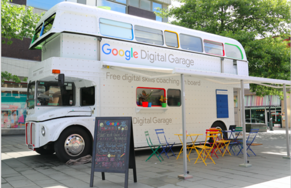 Google Digital Garage Coming To Springburn