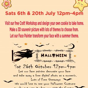 Summer & Halloween Fun