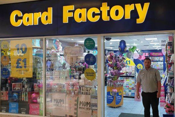 "Brian, Card Factory: ""Local People Make Springburn Great"""