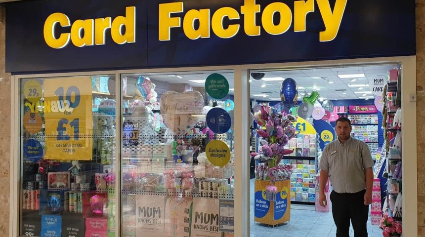 "Brian, Card Factory: ""Local People Make Springburn Great"""