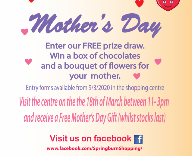 Mother's Day 2020 Competition